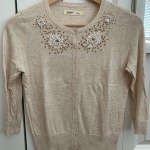 Old Navy embellished sweater